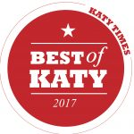 Best of Katy 2017 Logo